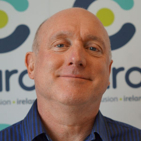 Niall O'Flynn announced as MC for the National Seminar for Inclusion