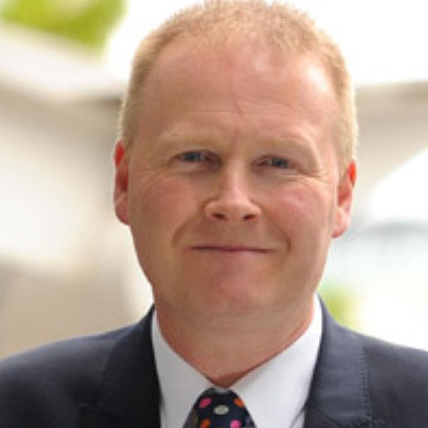 Jon Morgan OBE