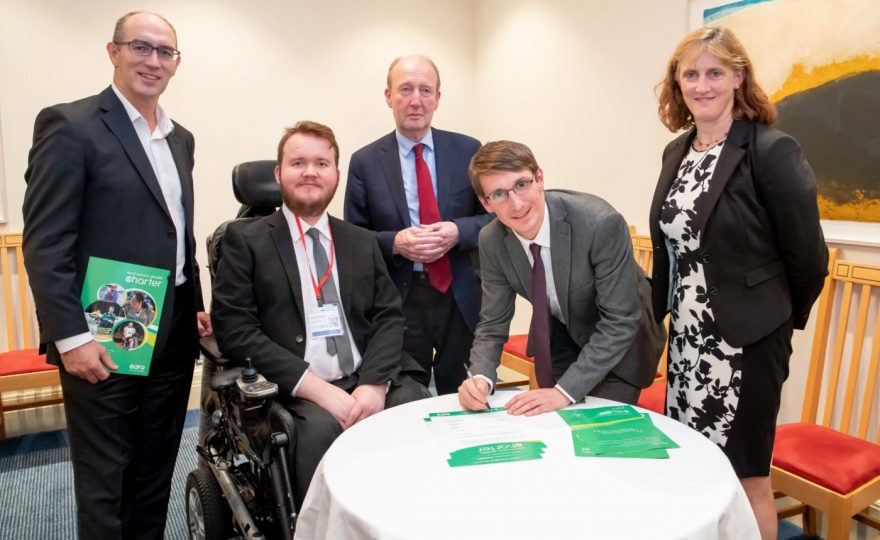 Kildare LSP Sign Charter