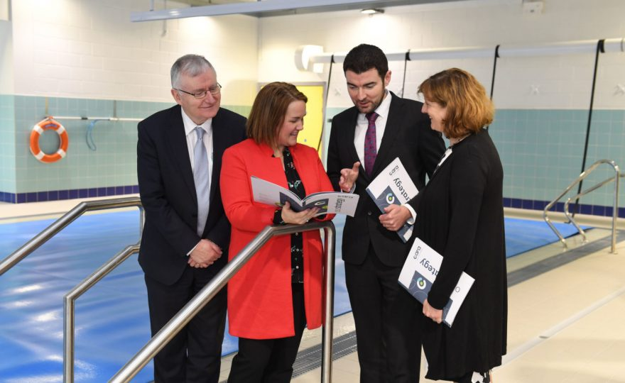 Minister Griffin launches ambitious three-year Cara Strategy