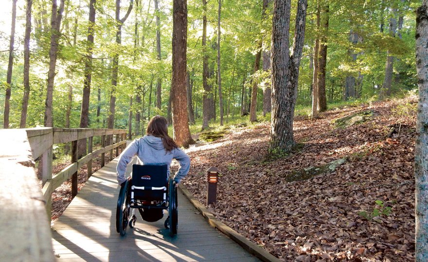 The Great Outdoors – Accessibility