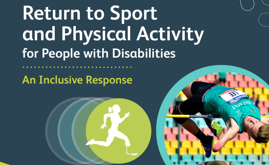 Return to Sport & Physical Activity – An Open Letter from the Disability Sport Sector