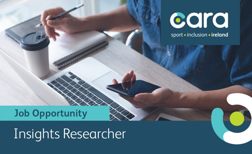 Job Opportunity – Insights Researcher