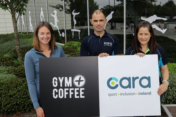 Cara announces Gym+Coffee as partner for Fit For All week 2021